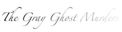 gray ghost text image